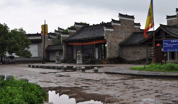 江西龙虎山上清古镇
